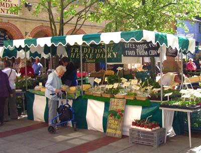 Fat Carrot farmers market